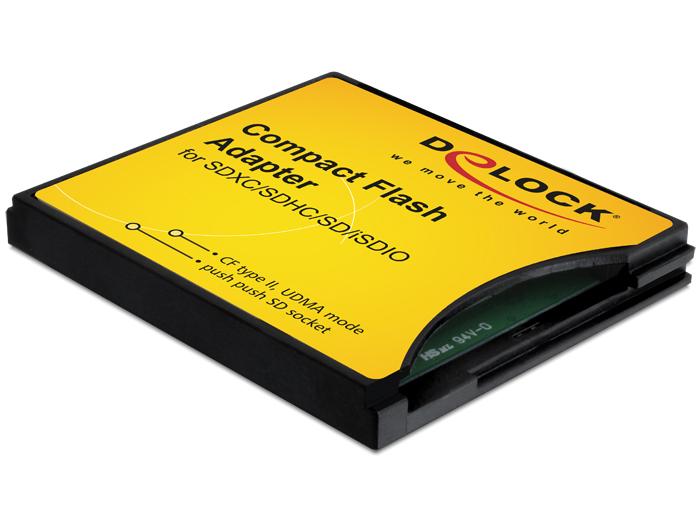 Imagine Adaptoare Compact Flash