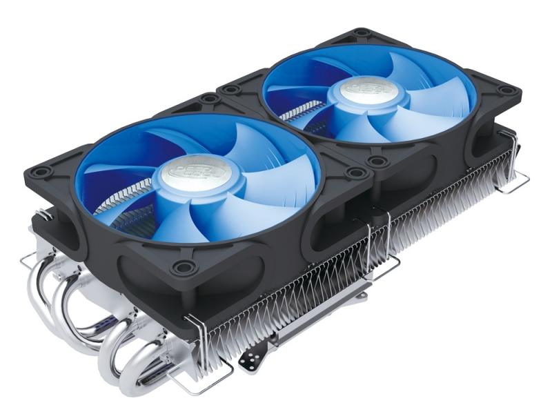 Imagine Ventilatoare, Coolere, Solutii de racire