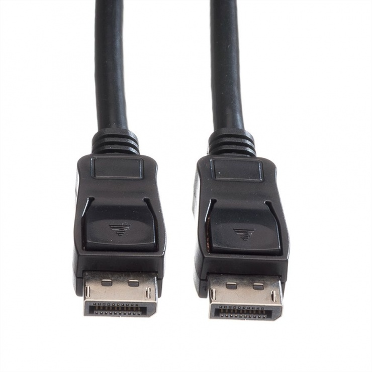 Imagine Cablu DisplayPort 4K v1.2 T-T ecranat 5m, Value 11.99.5605-1