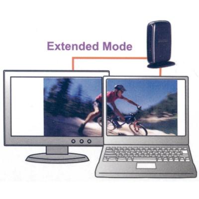 Imagine Docking station audio/video USB 2.0, Roline 12.02.1040