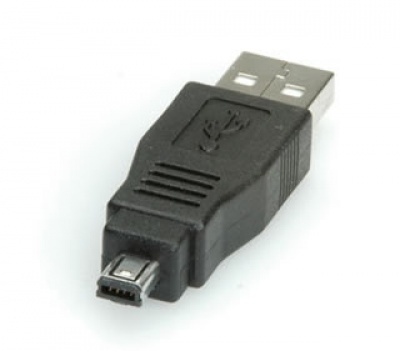Imagine Adaptor USB A la USB B Hirose M-T