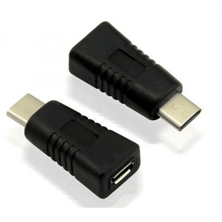 Imagine Adaptor USB tip C 2.0 la micro USB T-M, Value 12.99.3190
