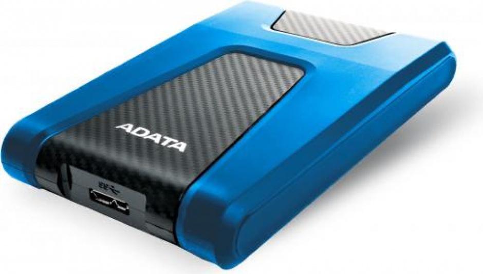 """Imagine HDD ADATA EXTERN 2.5"""" USB 3.1 2TB HD650 Blue"""