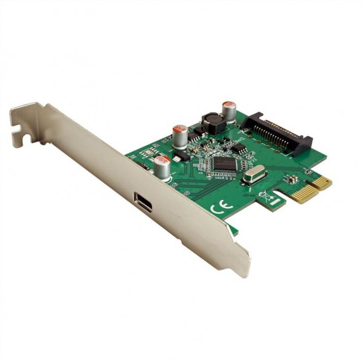 Imagine Placa PCI Express la 1 x USB 3.1 tip C, Value 15.99.2119