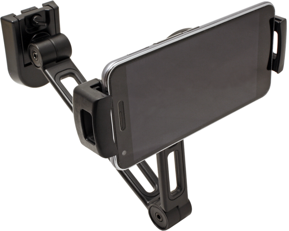 Imagine Suport monitor perete/masa iPad, Ebook, Tableta cu 4 pivoti Negru, Value 17.99.1158