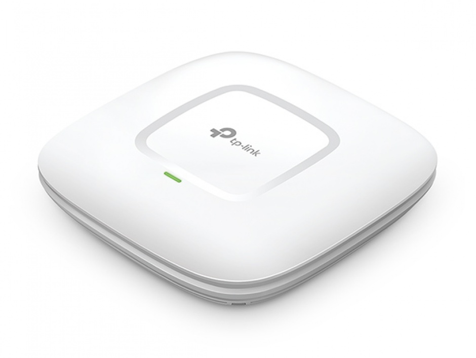 Imagine Access Point Wireless N 300Mbps cu posibilitate de montare pe tavan, TP-LINK CAP300