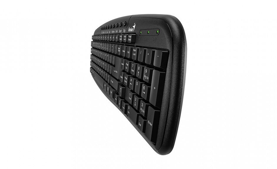 Imagine Tastatura Multimedia KB-M225C USB, Genius  31310479100
