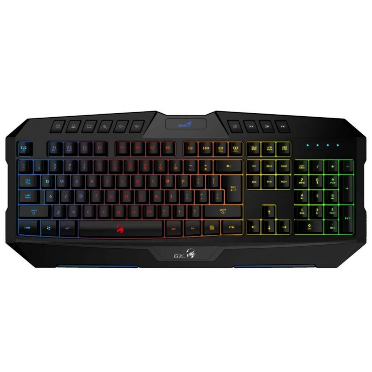 Imagine Tastatura gaming USB Scorpion K220, Genius 31310475100