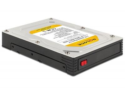 "Imagine Rack mobil 3.5"" pentru SSD/HDD 2.5"", Delock 47224"