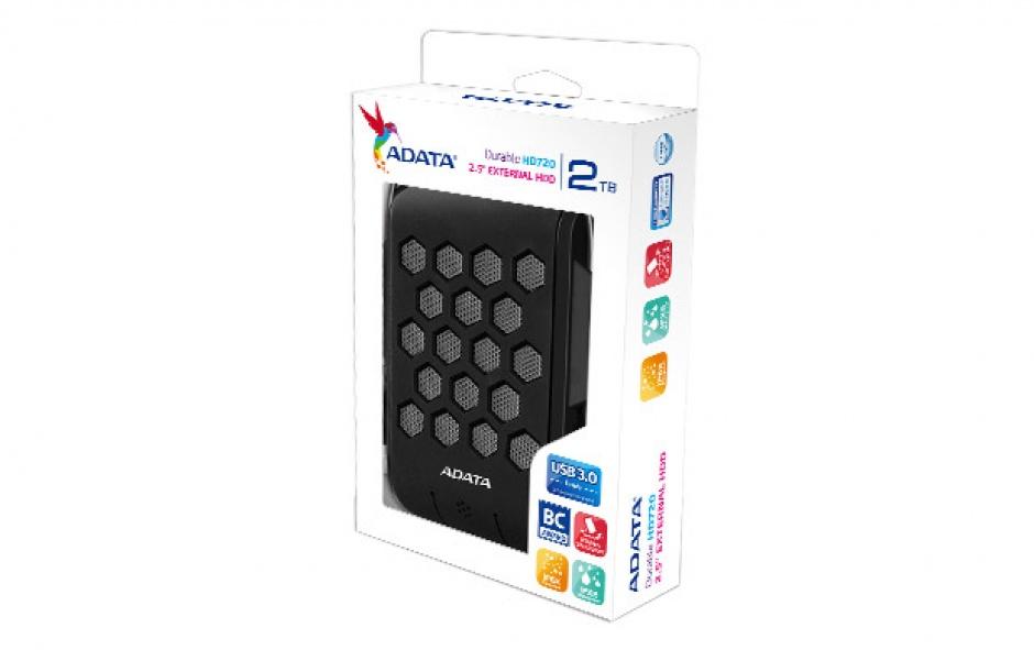 """Imagine HDD ADATA EXTERN 2.5"""" USB 3.0 1TB HD720 Black"""