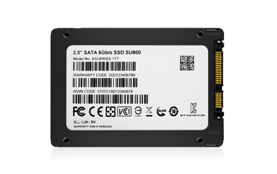 Imagine SSD ADATA Ultimate SU800 256Gb 3D TLC NAND SATA 3
