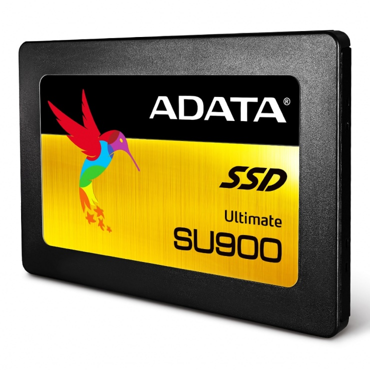 Imagine SSD ADATA Ultimate SU900 512Gb 3D MLC NAND SATA 3