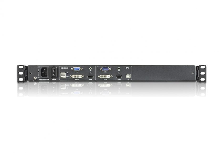 "Imagine Consola LCD 17.3"" USB DVI WideScreen Full HD, ATEN CL6700MW"