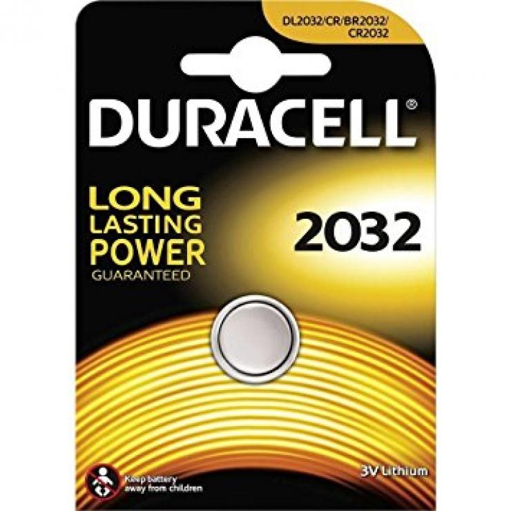 Imagine Baterie Duracell CR2032 3V