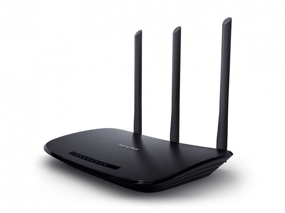 Imagine Router Wireless 450Mbps TP-Link TL-WR940N-1