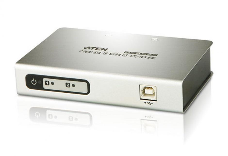 Imagine USB la serial RS-422/485 2 porturi, ATEN UC4852