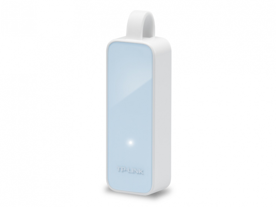 Imagine Adaptor retea USB 2.0 la retea 10/100 Mb/s, TP-LINK UE200-1