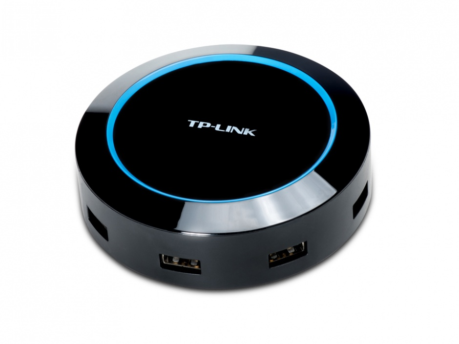 Imagine Incarcator priza 5 porturi USB, TP-LINK UP525
