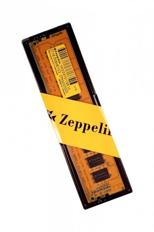 Imagine Memorie DIMM DDR4/2400. 16384M (life time, dual channel), ZEPPELIN