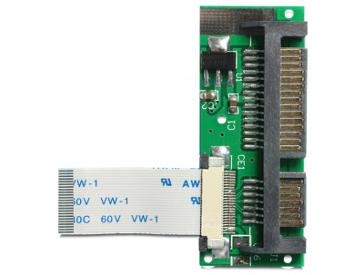 Imagine Adaptor LIF HDD la SATA 22 pini, Delock 62428-1
