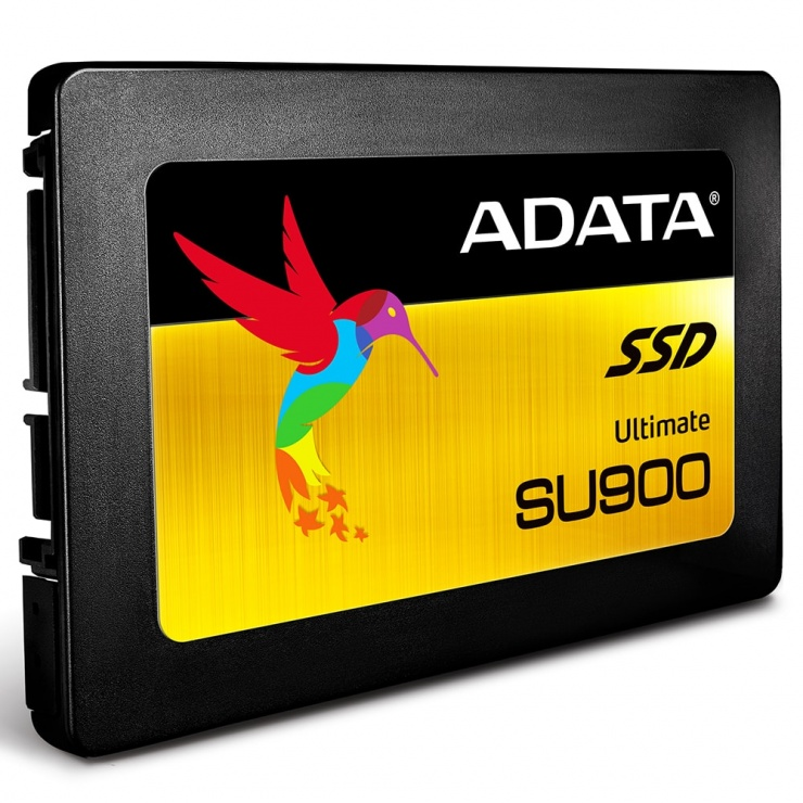 Imagine SSD ADATA Ultimate SU900 512Gb 3D MLC NAND SATA 3