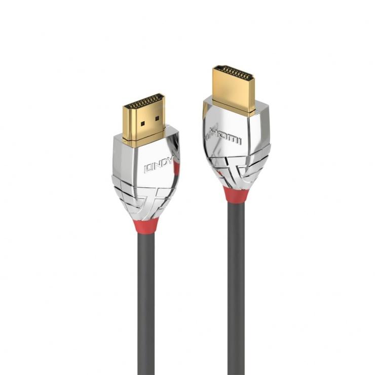Imagine Cablu HDMI UHD 4K Cromo Line T-T 10m, Lindy L37876