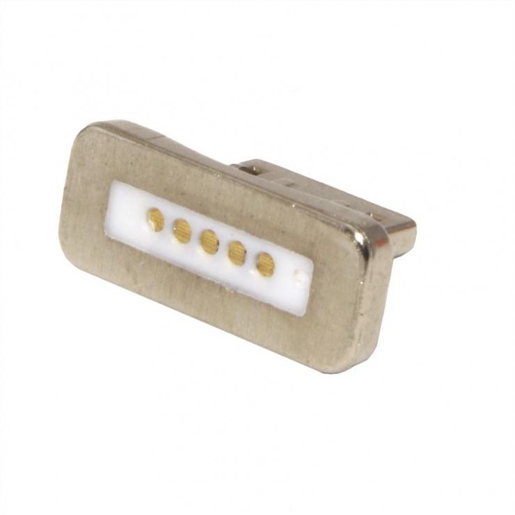 Imagine Conector magnetic micro USB-B 3 buc pentru 11.02.8312, Roline 11.02.8313-3