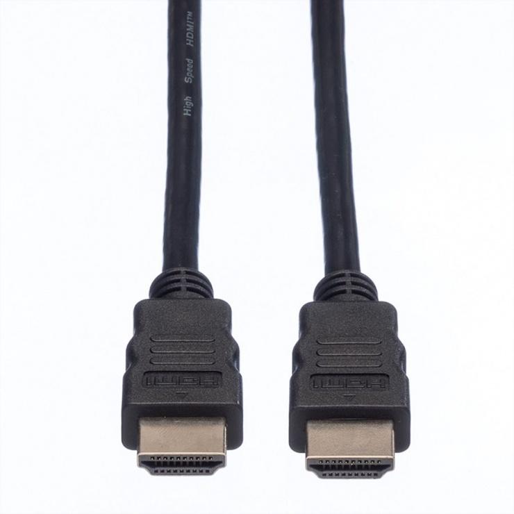 Imagine Cablu HDMI 4K Ultra HD cu Ethernet v2.0 1.5m, Value 11.99.5688
