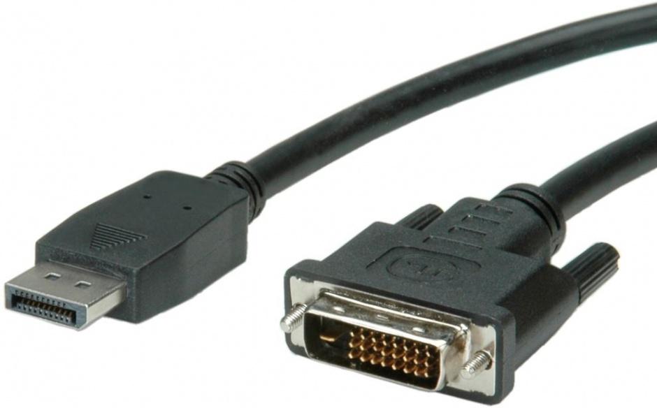 Imagine Cablu Displayport la DVI T-T 1.5m, Value 11.99.5619
