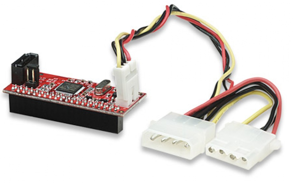 Imagine Adaptor HDD IDE 40 pini la SATA, Manhattan 170598-2