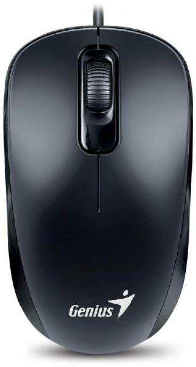 Imagine Mouse Genius DX-110 Black USB