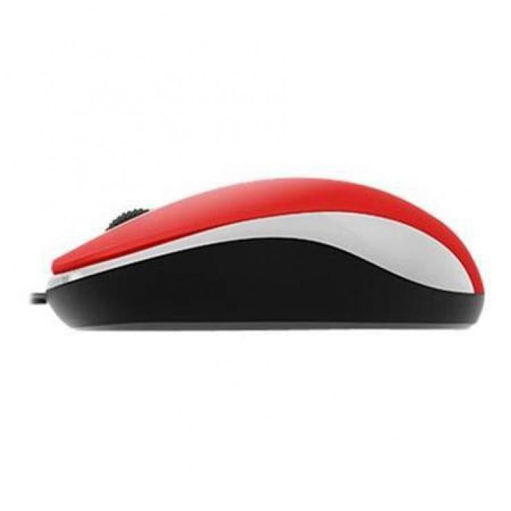 Imagine Mouse optic USB Red DX-110, Genius - 2