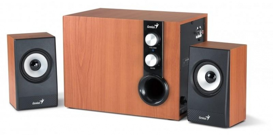 Imagine Boxe 2.1 SW-HF2.1 1205 Cherry Wood, Genius