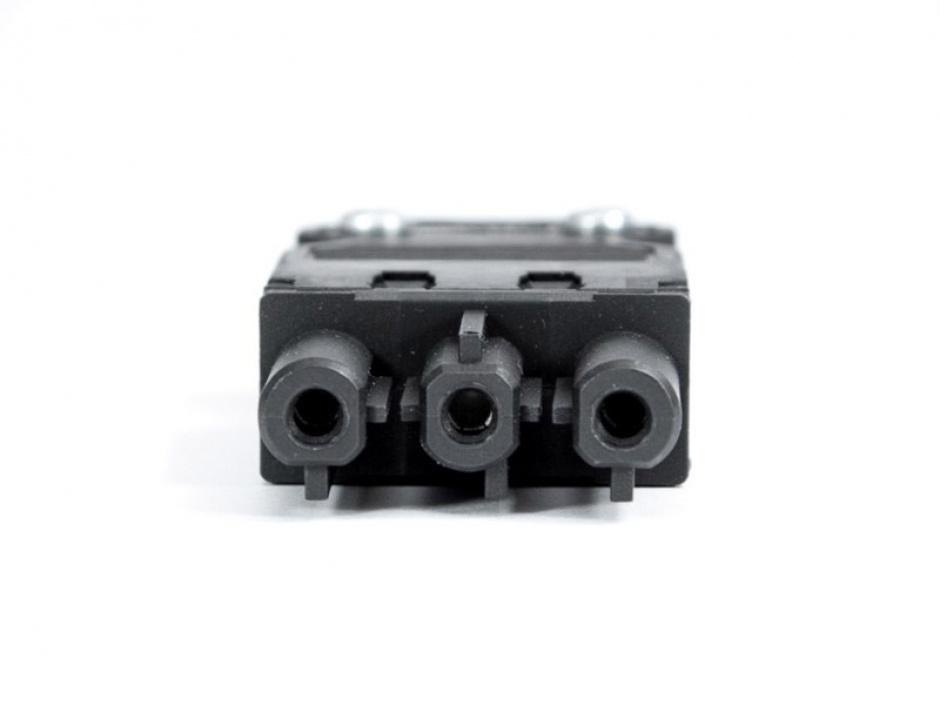 Imagine Cablu de alimentare Schuko la GST18-3 3m negru, Bachmann 375.003-4