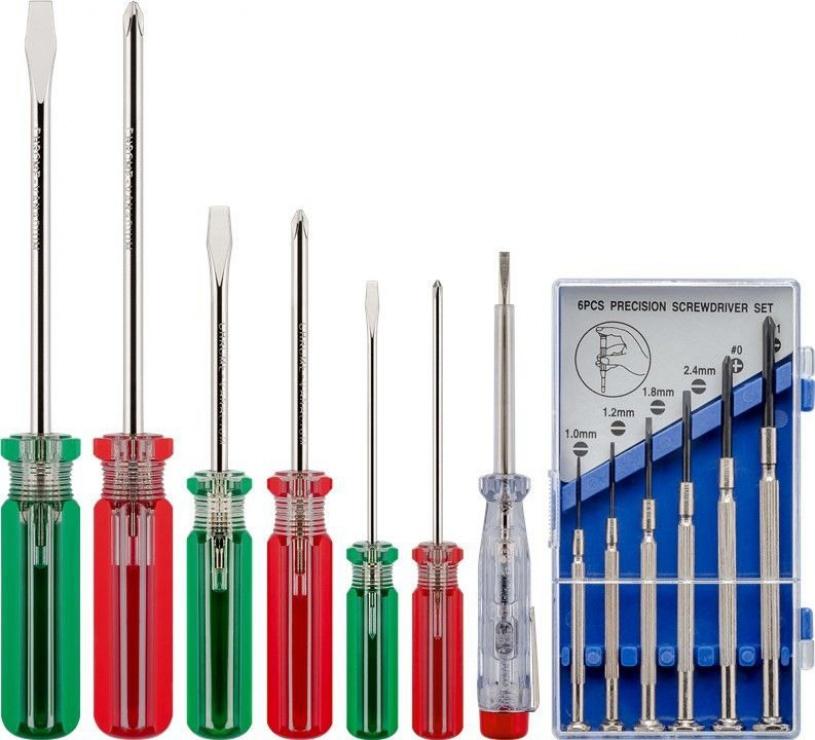 Imagine Trusa service cu kit lipit/sudura, FixPOINT 45243-3