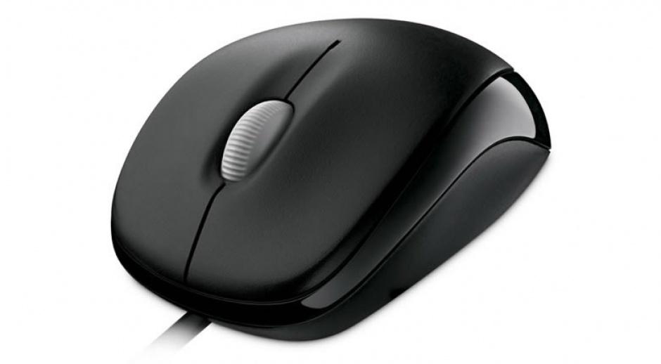 Imagine Mouse USB optic Negru, Microsoft 4HH-00002-3