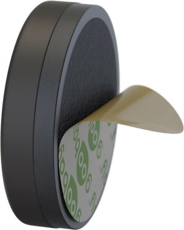 Imagine Suport magnetic universal self-adhesive (45mm), Goobay 62089-2