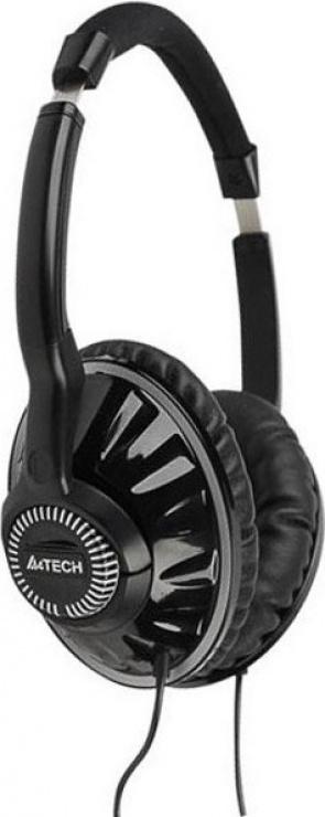Imagine Casti cu microfon si reglaj volum, A4TECH HS-780-1