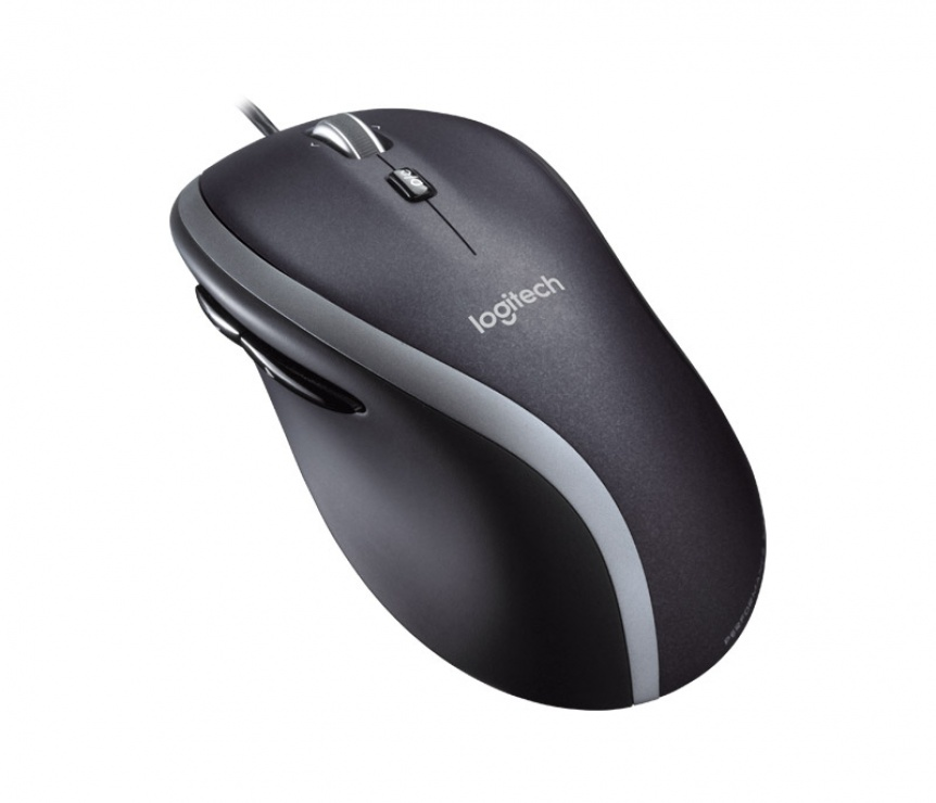 Imagine Mouse laser USB M500 Negru, Logitech-1