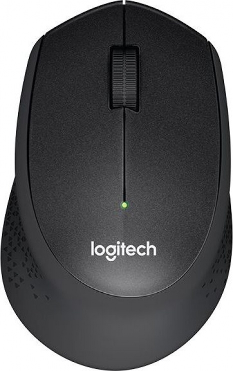 Imagine Mouse wireless M330 Silent Negru, Logitech
