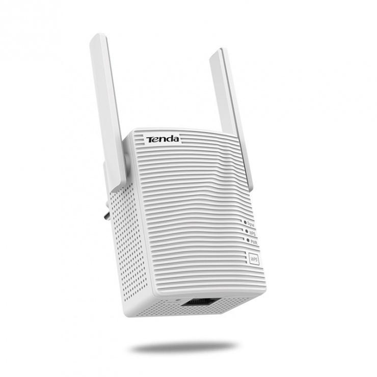 Imagine Range Extender wireless AC750 2 antene 750Mbps, Tenda A15-3