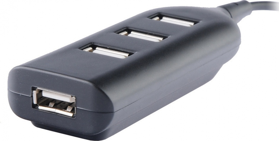 Imagine Hub USB 2.0 4 porturi 30cm, AB-50001-1