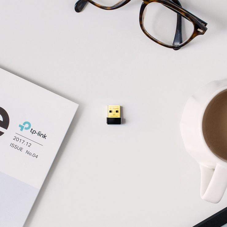 Imagine Adaptor USB Wireless Nano AC600, TP-LINK Archer T2U Nano-1