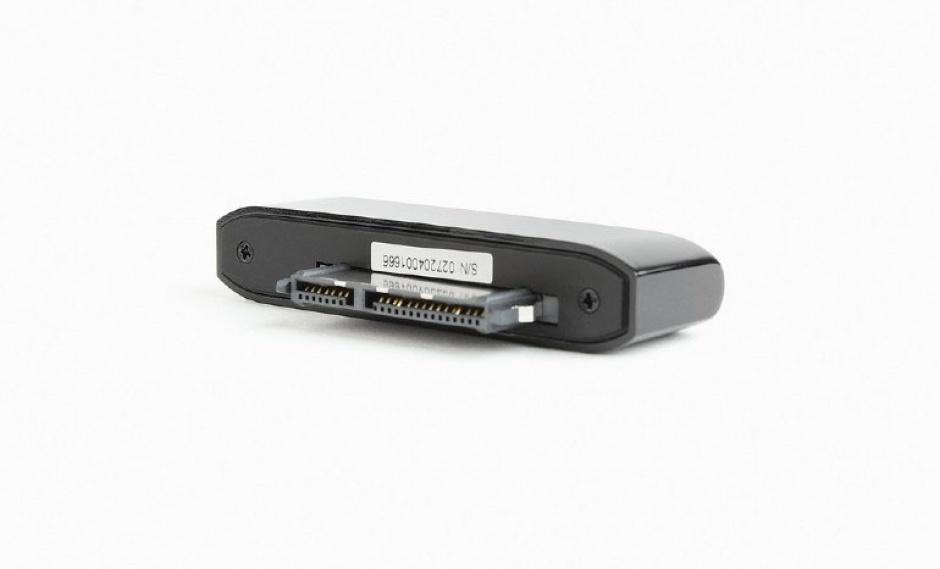 "Imagine Adaptor USB 3.0 la SATA 22 pini pentru HDD/SSD 2.5"" GoFlex, Gembird AUS3-02-3"