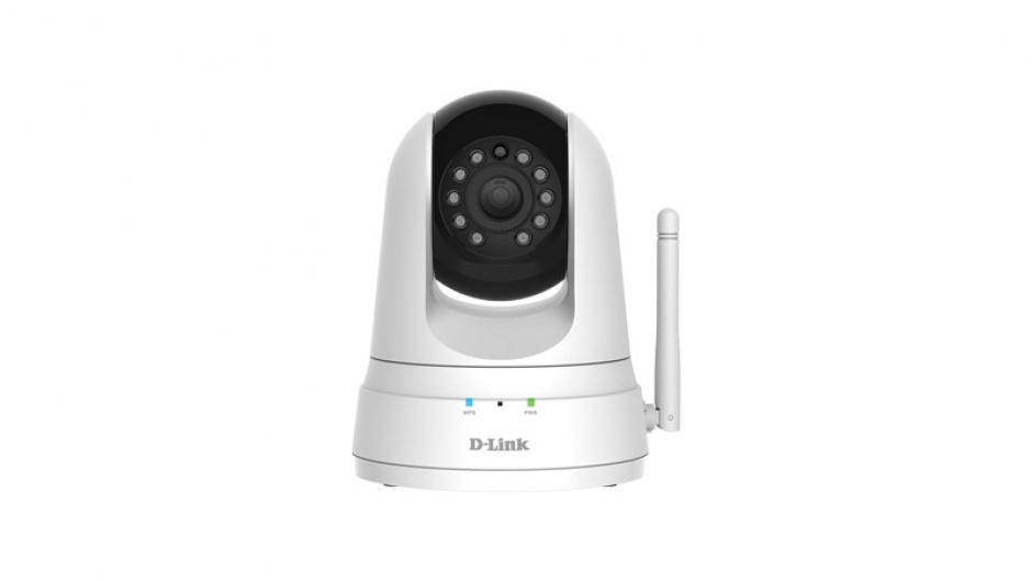 Imagine Camera IP wireless de interior Day and Night, D-LINK DCS-5000L