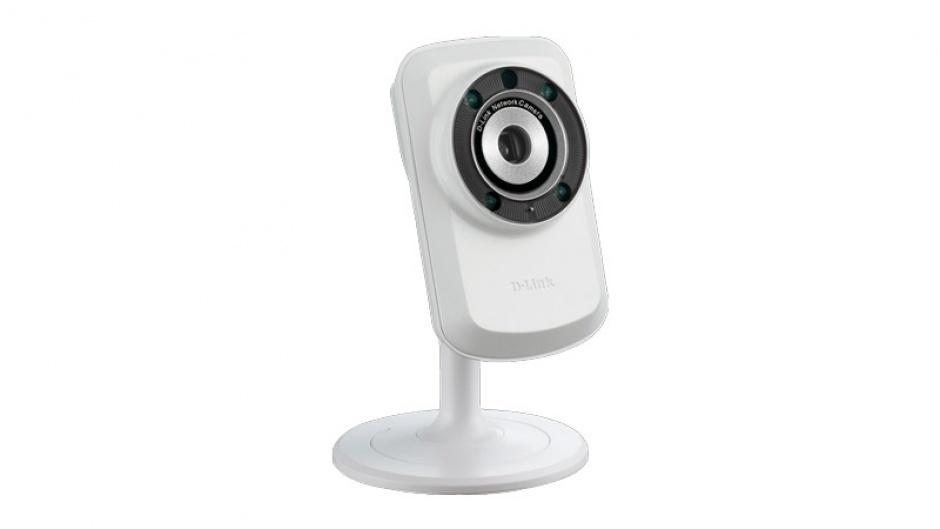 Imagine Camera wireless IP de interior Day and Night, D-LINK DCS-932L-1