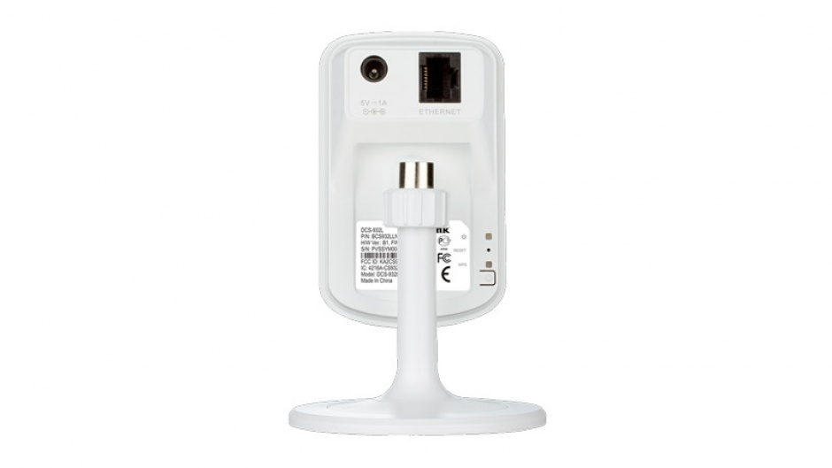 Imagine Camera wireless IP de interior Day and Night, D-LINK DCS-932L-3