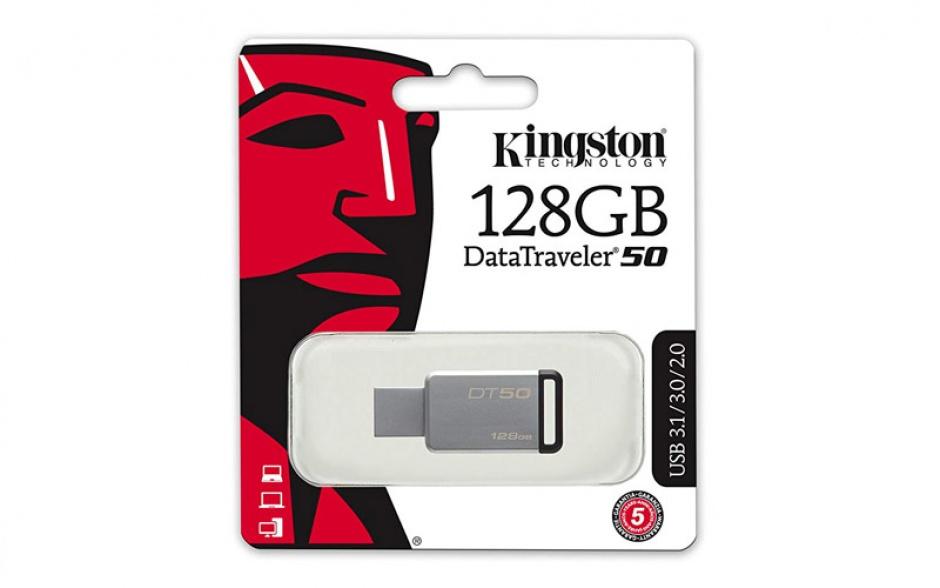 Imagine Stick USB 3.0 128GB KINGSTON DataTraveler50, DT50/128GB-3