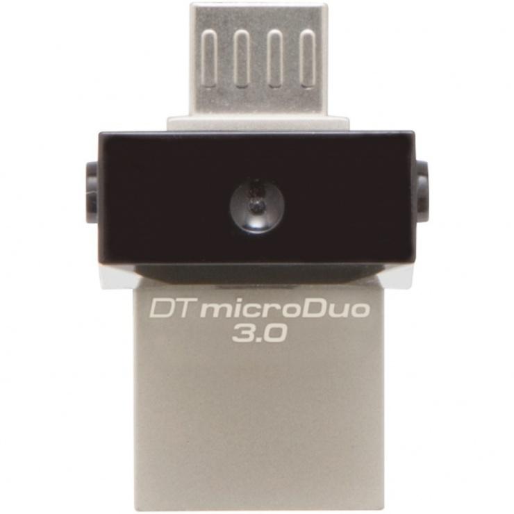 Imagine Stick USB 3.0 32GB KINGSTON DATA TRAVELER MicroDuo OTG, DTDUO3/32GB-1