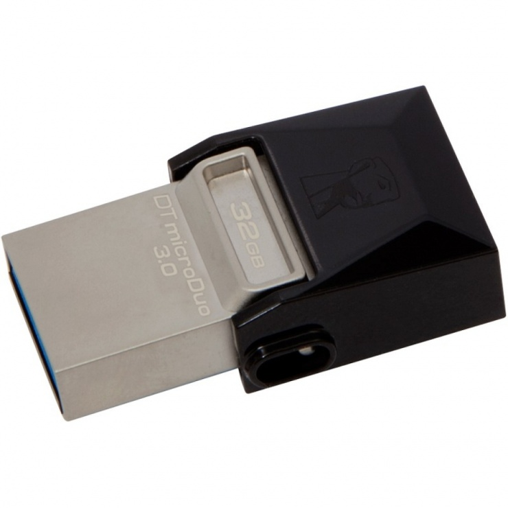 Imagine Stick USB 3.0 32GB KINGSTON DATA TRAVELER MicroDuo OTG, DTDUO3/32GB-2